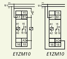 demande info sur branchement et utilisation d'un relais temporise Sans_t10