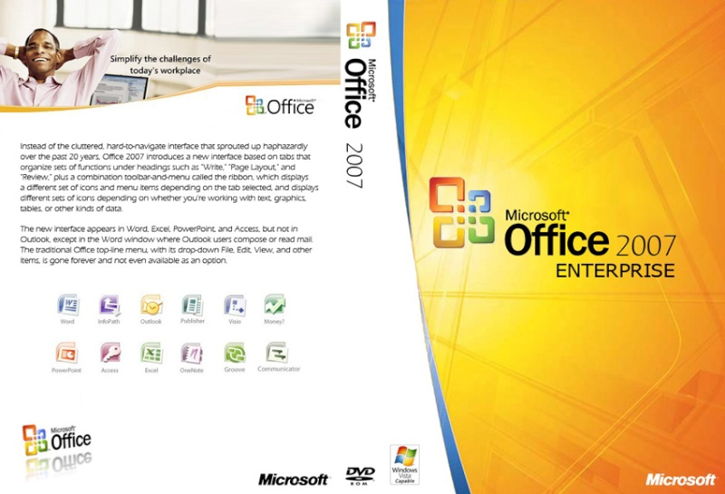 Microsoft Office 2007 [Student Edition] [Icluded Serial] [558.16 MB] Rho3l410