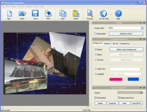 Photo Collage Maker 2.55 Softwa10