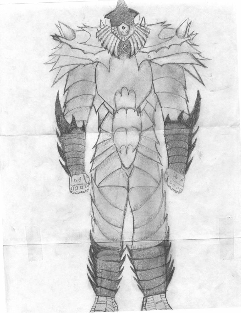 Dyavols forms Evilar10