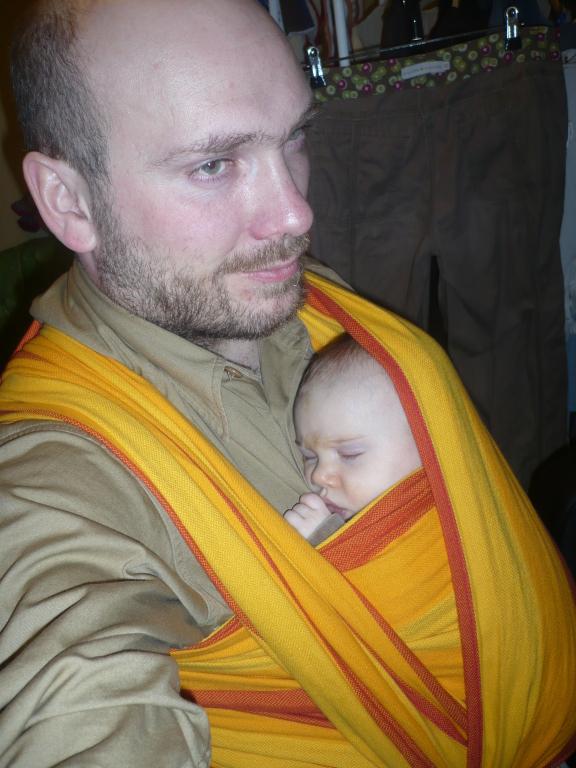 Premiers jours de l'allaitement Papapo10