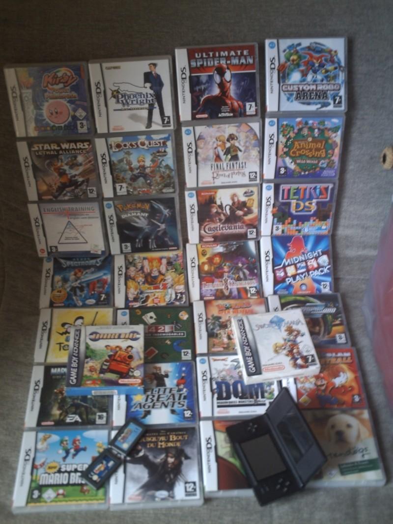 Ma Collection (enfin c\'est un peu ambitieu comme appelation ^^) Pict0011