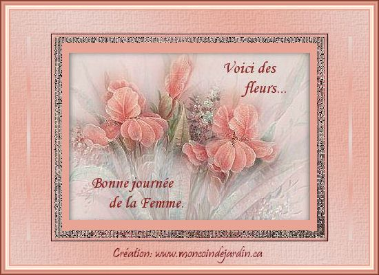 8 mars: Journée internationale de la femme Cartem10