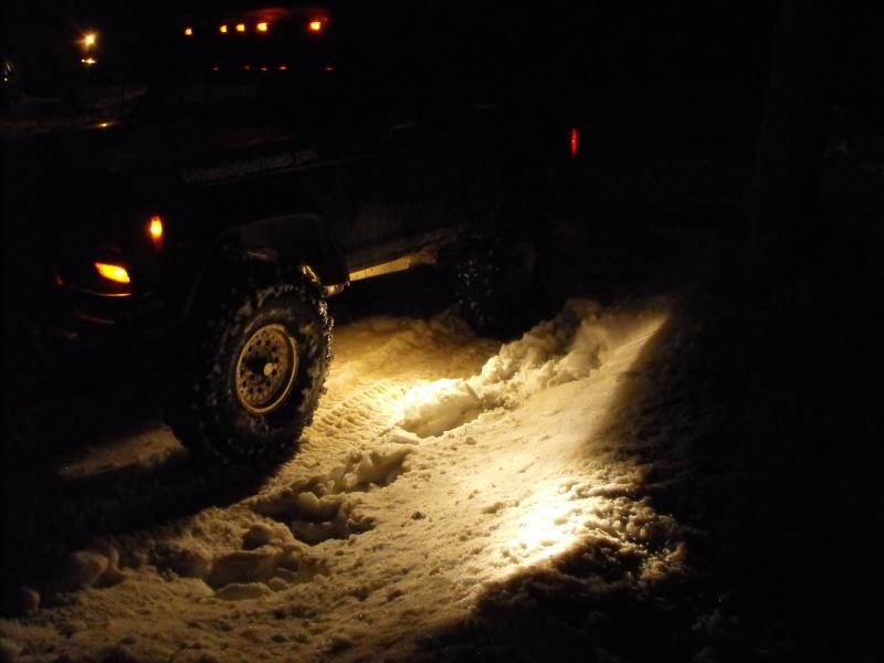 Rocker Light (For Night Wheeling) Rocker13
