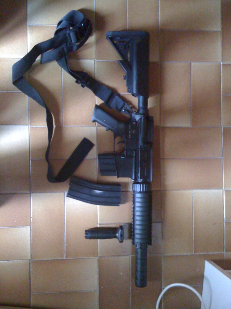 M4 cqb  Dboys special operation a vendre ou a echanger Img_0010