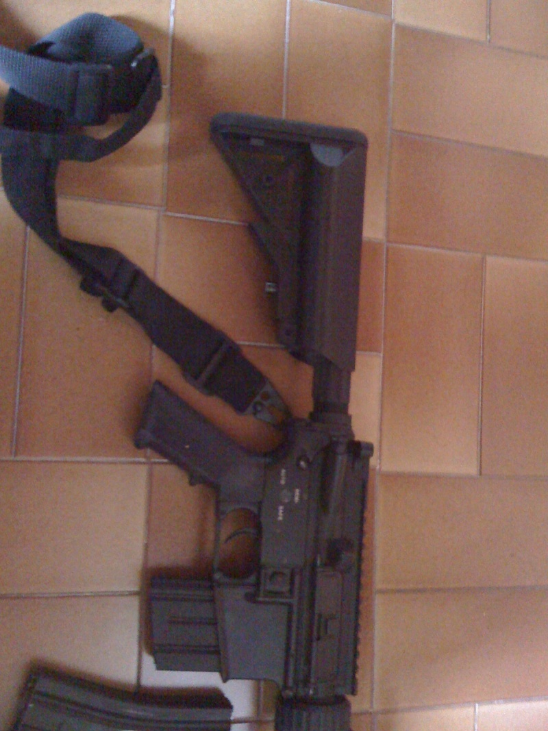 M4 cqb  Dboys special operation a vendre ou a echanger Img_0011
