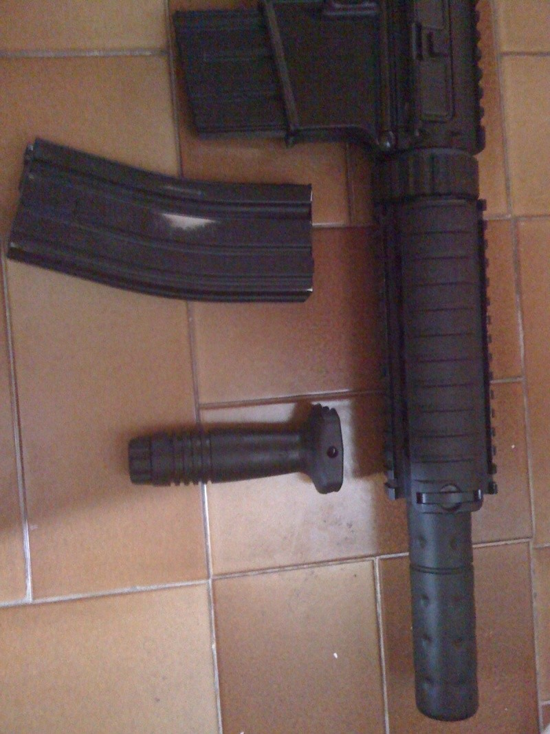 M4 cqb  Dboys special operation a vendre ou a echanger Img_0012