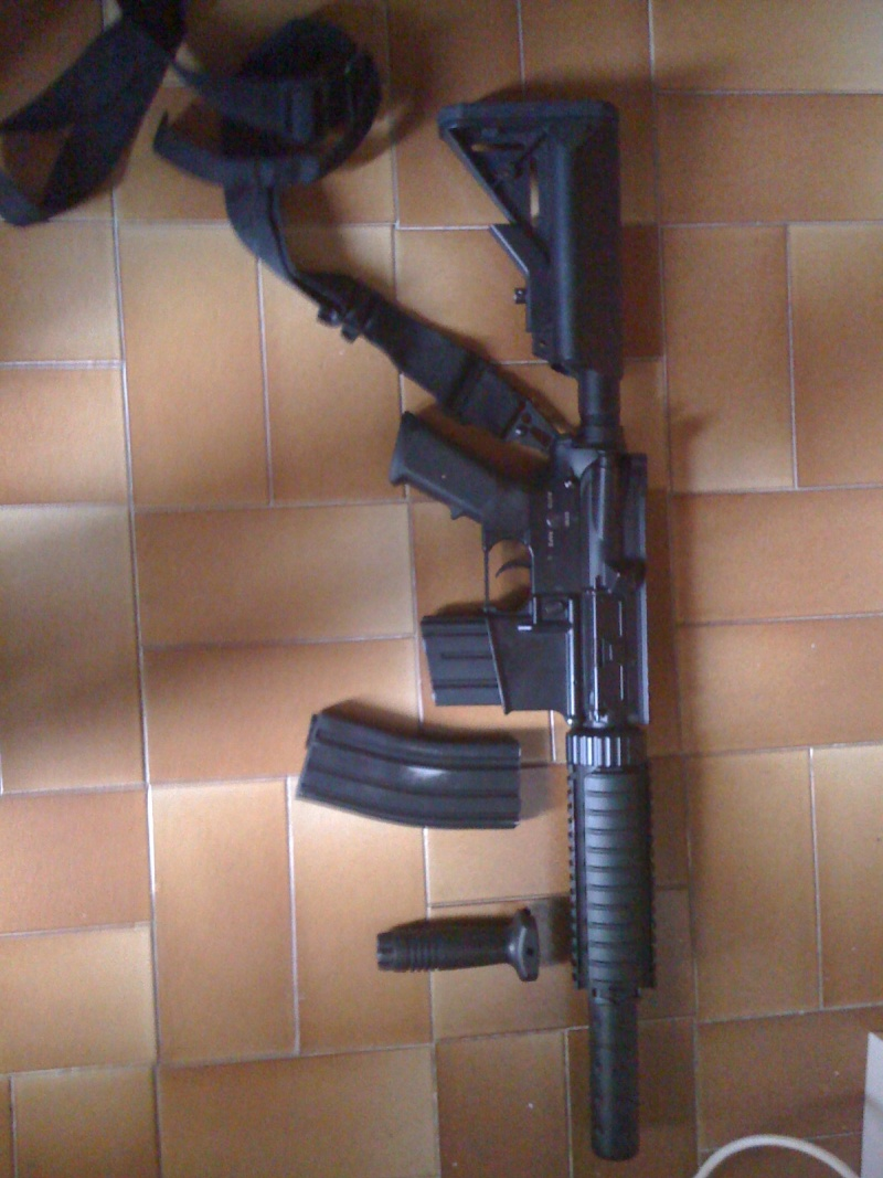 M4 cqb  Dboys special operation a vendre ou a echanger Img_0013