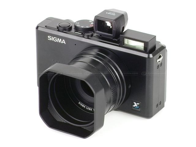 Sigma DP1 : il a tout d'un grand ! Dp1-210