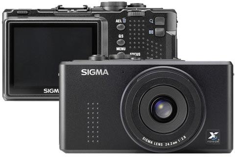 Sigma DP1 : il a tout d'un grand ! Dp210