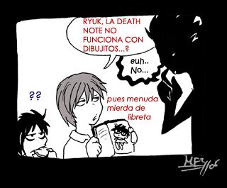 fan art de death note Kl05mi10