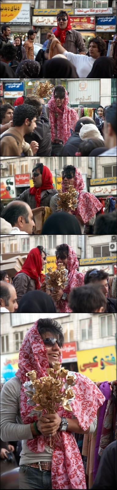 Forooshandehaye roosari dar khiabanhaye Tehran Vzabk910