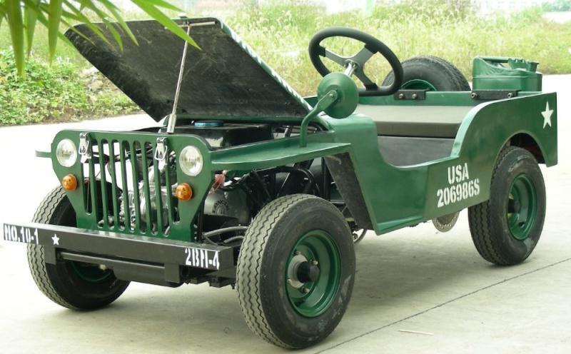 CADEAU DE NOEL / où les chinois s'arrèteront-ils Jeep2010
