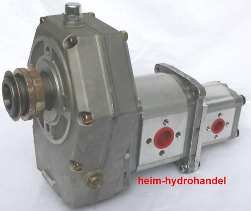 POMPES Hydrauliques sur Multiplicateur Prise de force Pompe_12