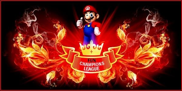 Mario Kart Wii - FUN CHAMPIONS LEAGUE