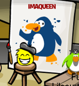 Puffle Party, RockHopper, and MORE!!!!! YAY! Imaque11