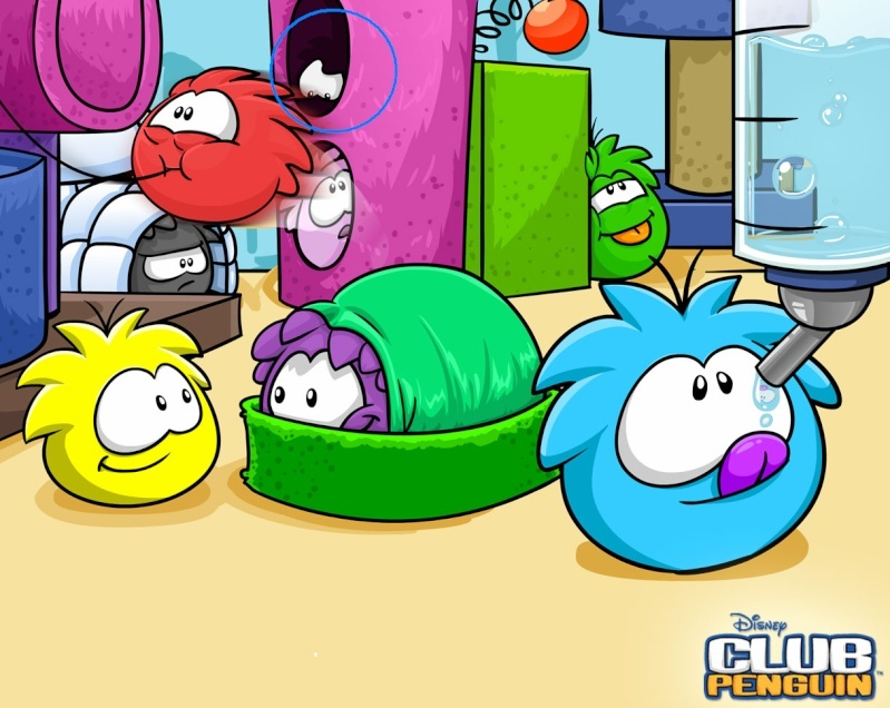 Its the Puffle Tastic Countdown!! 3 days! Myster10