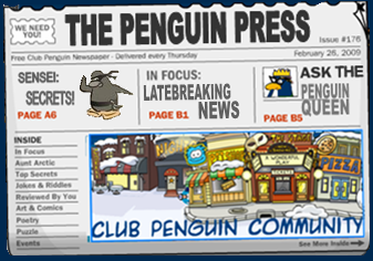 CPCF podcast on Itunes! Pengui13