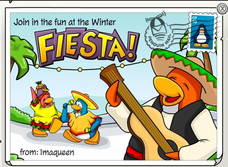 Arrrrrriba! Fiesta! Postca11