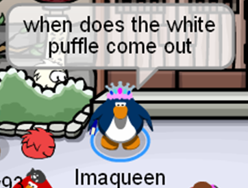 Puffle Party, RockHopper, and MORE!!!!! YAY! Whitep10
