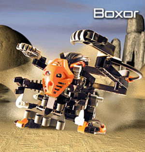 [Sets] Votre collection Bionicle 2 - Page 33 Boxor10