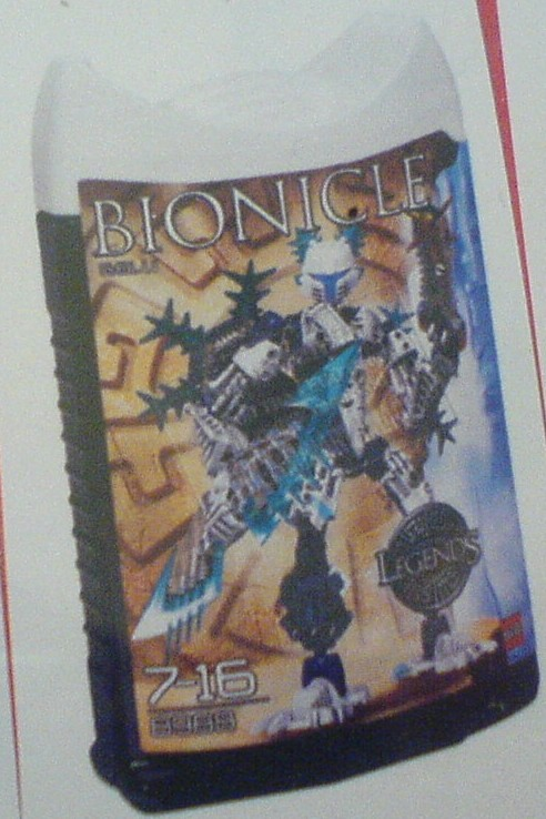 [BIONICLE] Images mystérieuses des boites 2009 Gelu11