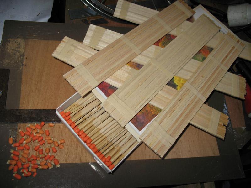 Construction d'une tribune sur ossature.... 0611