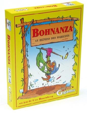 Jeu de cartes : Bonanza Bohnan10