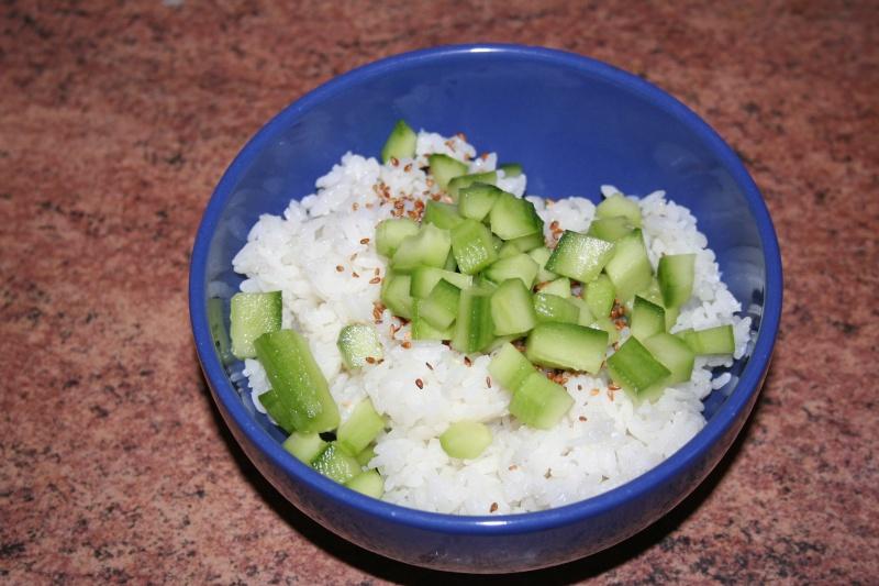 Recette : salade sushi Img_0815