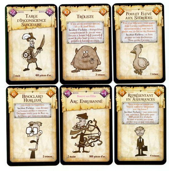 Jeu de cartes : Munchkin Munchk10