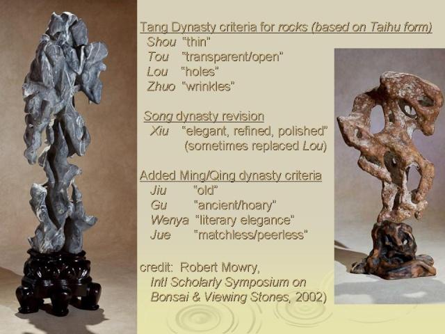Asian Tradition in Stone Appreciation-- an exhibit in Washington DC USA Slide810