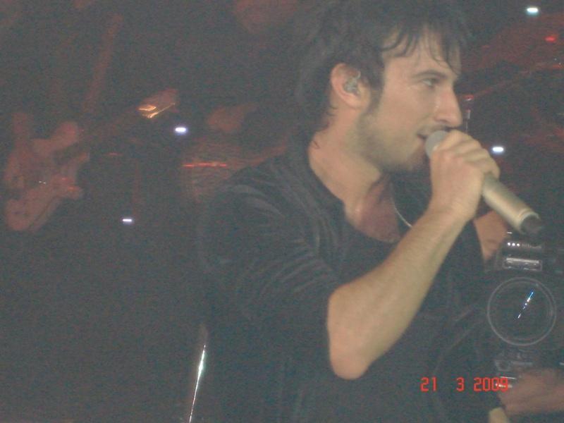 Tarkan live at TRT Turk Dsc01910