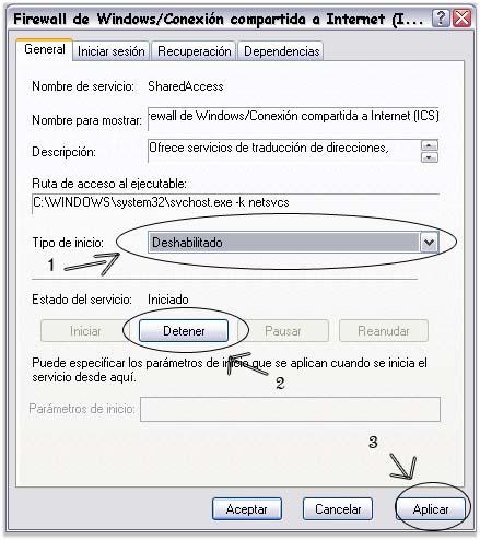 Problemas Con Partidas TCP/IP ( 1 part) Fire210