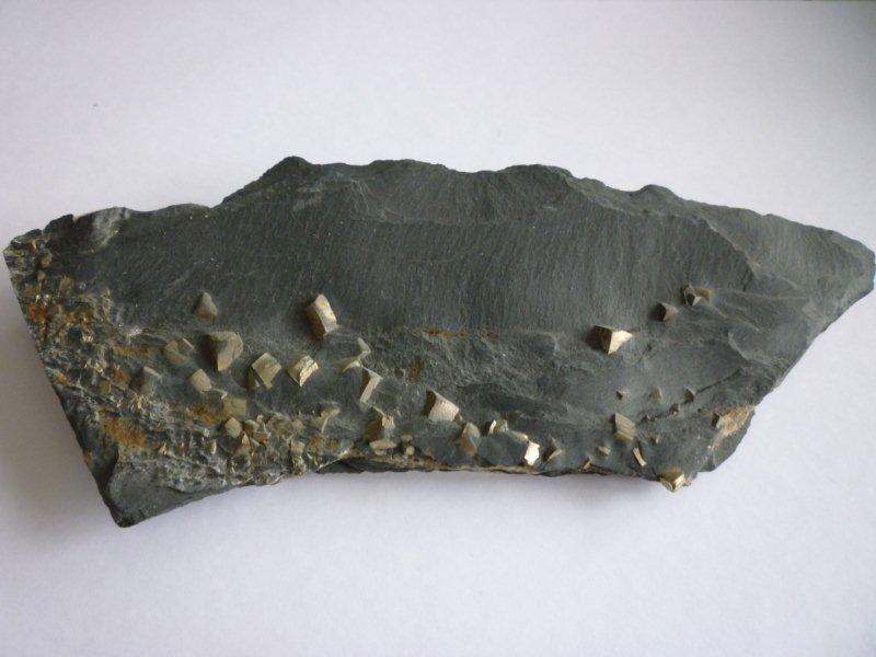 ( minéral)ardoise et pyrite Ardois10