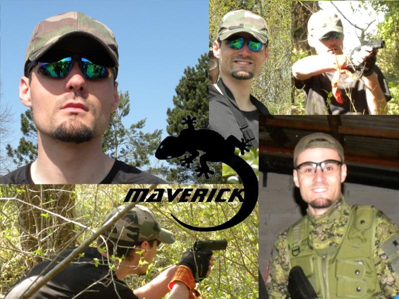Les membres de la team Maveri10