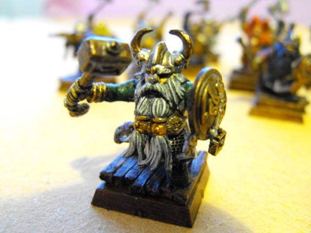 My dwarfs finally! Dscf0113