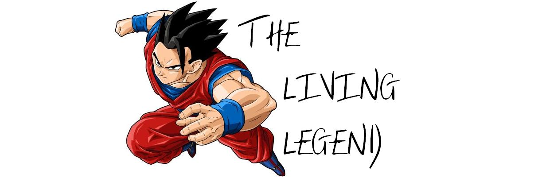 Dragon Ball The Living Legend