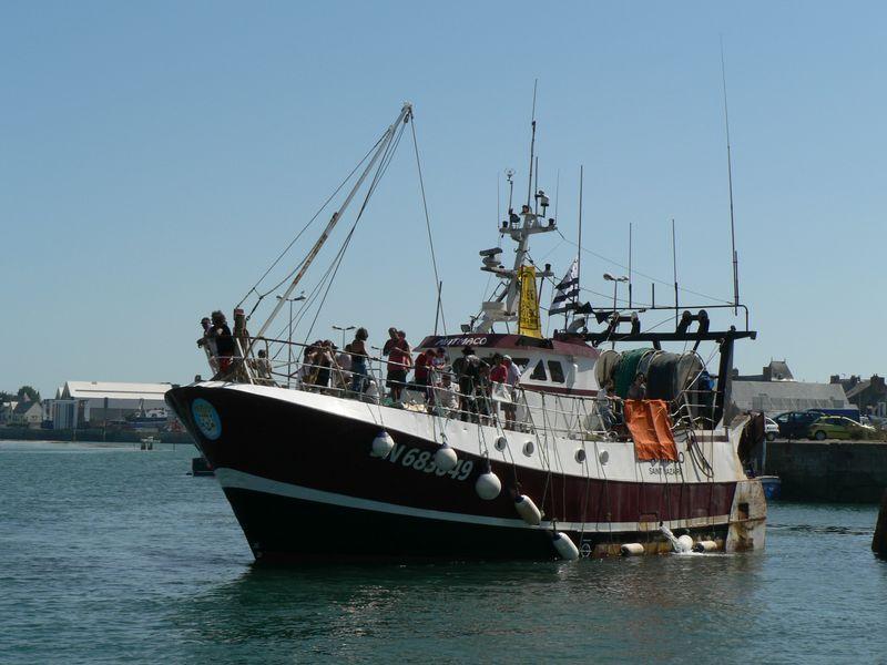 [Activité hors Marine des ports] LE CROISIC Port, Traict, Côte Sauvage... 211