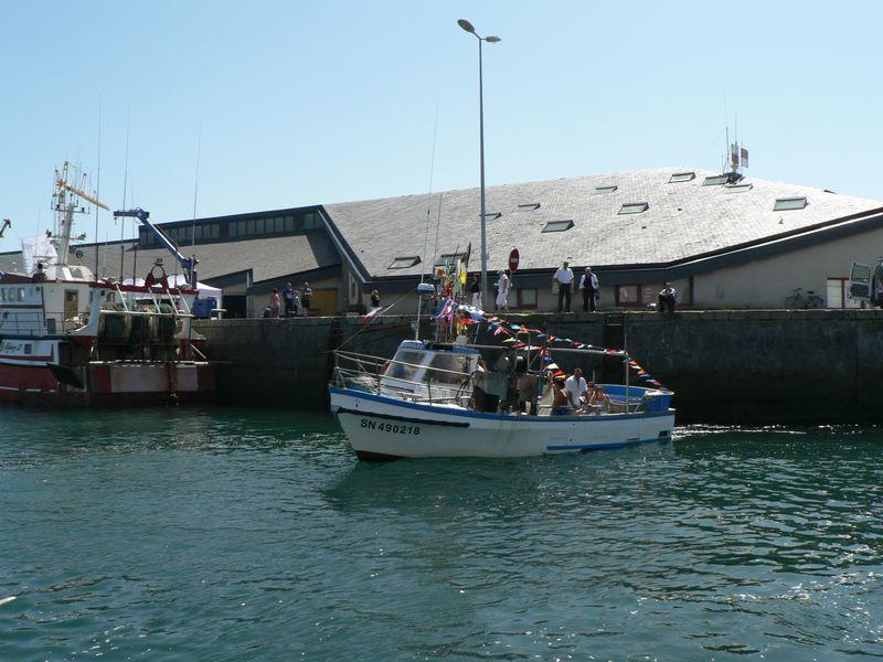 [Activité hors Marine des ports] LE CROISIC Port, Traict, Côte Sauvage... 311