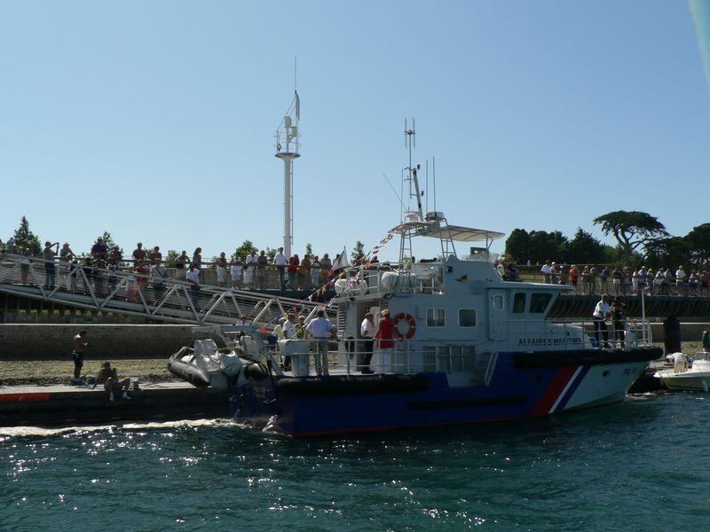 [Activité hors Marine des ports] LE CROISIC Port, Traict, Côte Sauvage... 611