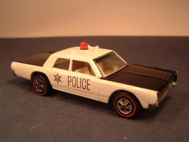 Police Cruiser 1969 Dscf7414