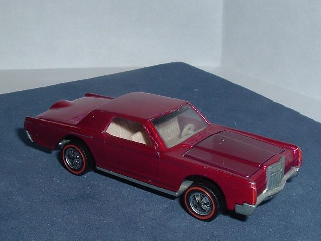 Continental Mark lll 1969 Dscf8043