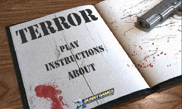 Hra terror
