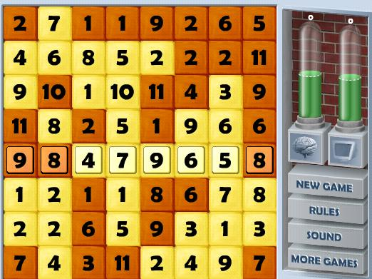 Hra čísla