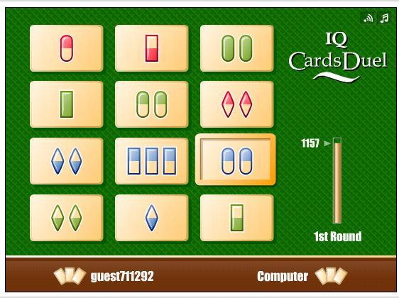 Hra Karty