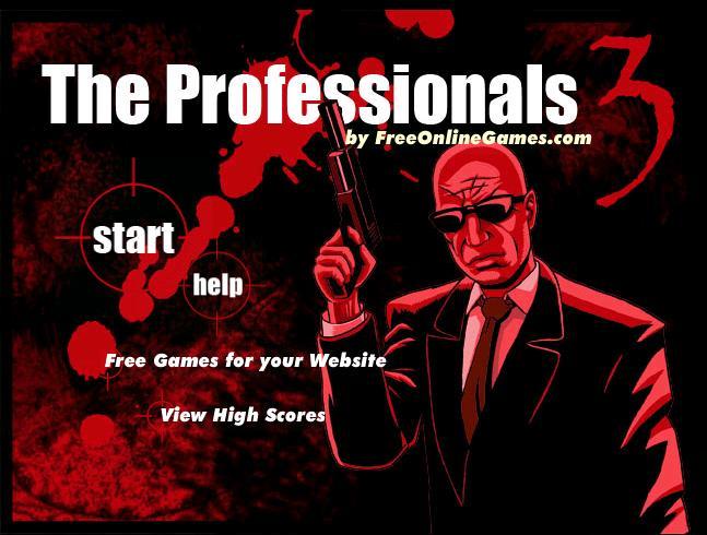 Profesionáli 3