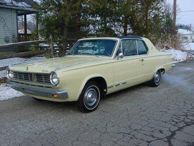 1965 Dodge Dart $12,500 1_0110