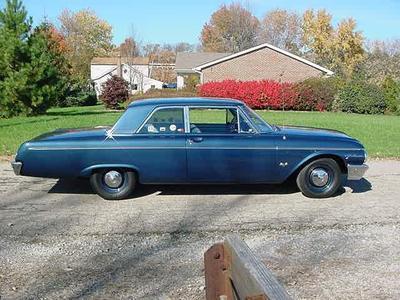 1962 Ford Galaxie $24,500 3_0510