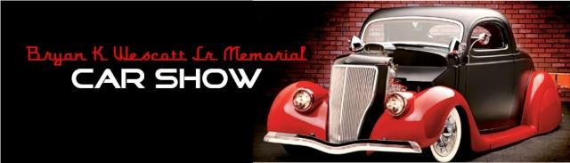 Bryan K. Wescott Jr. Memorial Car Show Car_sh10