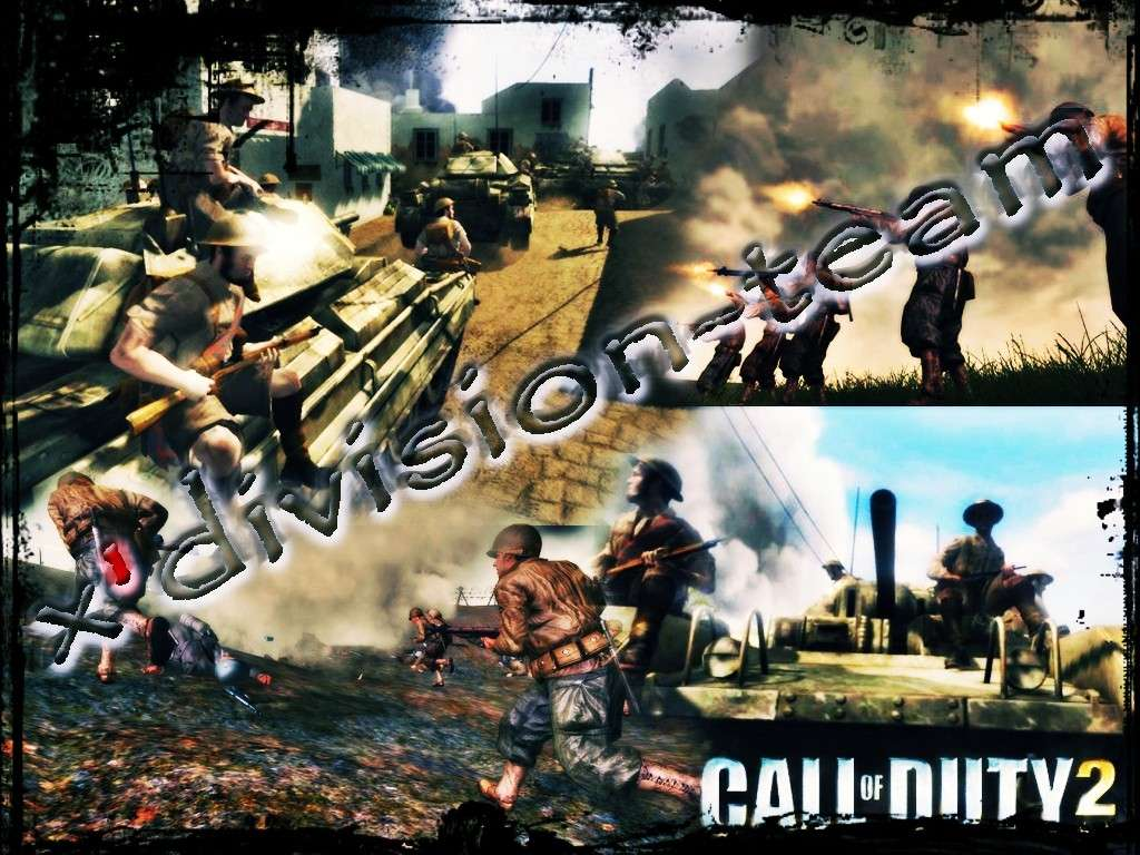 x'Divisi0n Call Of Duty 2 TeaM Forum